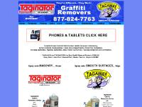 Taginator® / Tagaway® Graffiti Removers