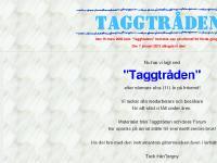 """taggtraden.se """"Move It"""", Artistbokningar, Evenemang & Aktiviteter"""