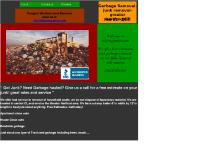rubbish removal, Waste Management, Bulk garbage, Bulk junk removal