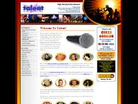 talent.uk.com Name Bands & Recording Artists, Tribute Acts, Comedians