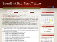Steven Erat's Blog | TalkingTree.com