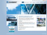 Tambest Glass Solutions – Curved Glass and Flat Safety Glasses - Tambest