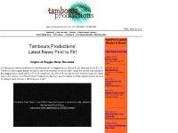 tambouraproductions.com oratorio, cantata, Free content