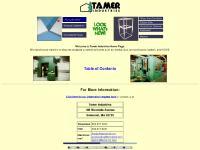tamerind.com Tamer Industries, Tamer, Noise Control