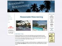 Tampa Rescreening - Screen Patio and Pool Enclosure Repair and Rescreens.