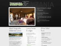African Safari Luxury Camps and Lodges in Tanzania | Tanganyika Wilderness Camps Ltd.