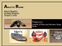 Tango21 - Supplier of Mens & Womens Tango Shoes.