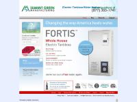 SGMI Tankless Water Heaters :: Tankless Water Heaters Save Up To 50%!
