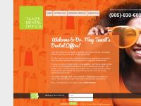 tanzildentaloffice.com General Dentistry, Cosmetic Dentistry, Dental Implants