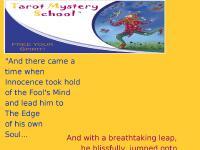 Tarot Mystery School Index
