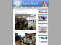 tasafo.wordpress.com Início, #tasafoemacao, Leituras