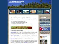 Taste of Cuba | Free Cuban Food recipes | Restaurant Directory