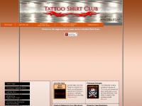Tattoo Shirt Club - Home Page