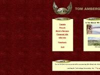 Tom Amberg's Home Page