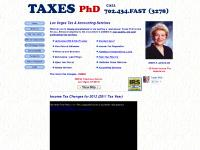 Taxes PhD - Income Tax and Accounting Professionals, Las Vegas, NV
