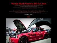 TazaM3 Worlds Most Powerful M3 For Sale