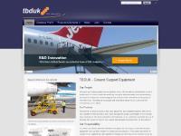 Ground Support Equipment Manufacturers - TBDUK Owen Holland