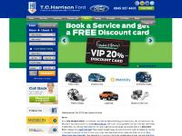 Ford UK Main Dealer - New Ford Cars, Used Cars, Ford Direct, Ford Commercial Vans, Car Servicing