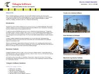 Tchagra Software Solutions and Business Analysis Services | Construction, Manufacturing,