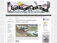tct2 - The Troublesome Creek Times