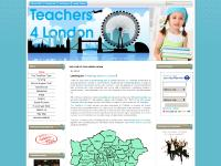 teachers4london.co.uk