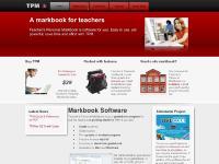 teacherspersonalmarkbook.com