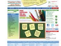 Teacher's Pet and More | School Supplies | Teacher Resources | Educational Products