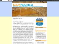 teachpaperless.blogspot.com