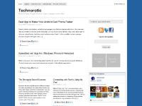 All about Apple, Google, Microsoft, Yahoo, Gadgets and the Web - Technorotic
