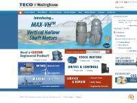 TECO-Westinghouse Motor Company, a world leader in manufacturing electric motors