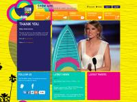 Teen Choice Awards 2011 - Vote Every Day