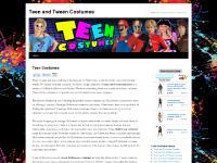 Teen and Tween Halloween Costumes