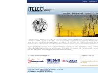telec.com.pk OurProjects, OurAffiliations, TELEC.com.pk