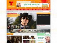 Mainsite | Telemundo