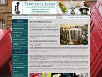 Telephone Lines, Europes Largest Dealer of Antique & Modern Phones. Telephones Online.