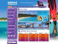 teletextholidaysdirect.co.uk Winter Lates, Today's Be