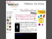 Telethon95.fr - Le Téléthon dans le Val d'Oise -
