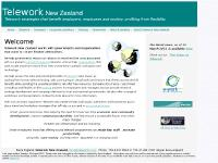 Telework New Zealand - Home page