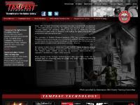 tempest-edge.com Positive Pressure Ventilation, PPV, PPV Fans