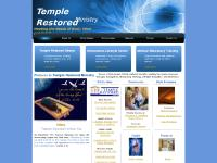 templerestored.org Temple Restored Ministry, Lifestyle Center, Medical Missionary