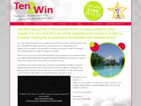 ten2win.co.uk prize, joshua foundation, st lucia