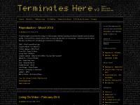 Terminates Here v3