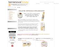 terranovabody.com african shea butter, body butters, cocoa body butter