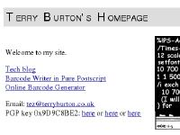 terryburton.co.uk