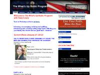 The What's Up Radio Program - with Terry Lowry