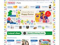 Tesco.ie - online shopping; bringing the supermarket to you.