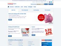 Tesco Bank - Personal Finance - Banking and Insurance