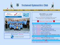 Testwood Gymnastics Club Index page