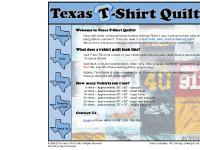 Texas T-Shirt Quilts