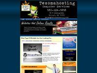 Texoma Hosting- Web Design, Hosting, SEO, Analytics
